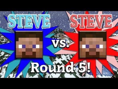 Steve vs. Steve - A Minecraft Rivalry - EP05