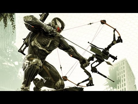crysis 3 e3 gameplay demo - http://crysis.ea.com Crysis 3 - The hunted becomes the hunter. Powered by Crytek's CryENGINE® 3, Crysis 3 advances the state of the art with unparalleled vis...