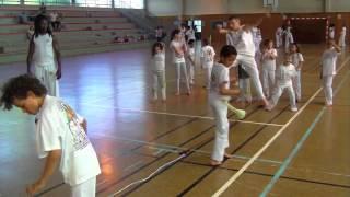 Cours de capoeira Olorum