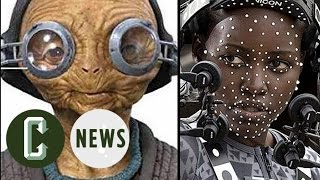 Lupita Nyong'o Hasn't Shot Her Star Wars Episode 8 Role   Collider News by Collider