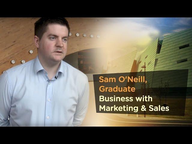 Marketing and Sales GA184