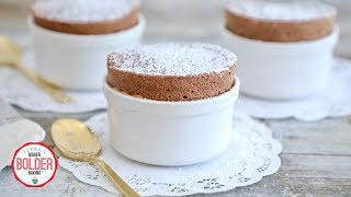 Chocolate Souffle SIMPLIFIED! by Gemma's Bigger Bolder Baking
