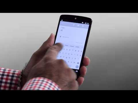 Video of Google Hindi Input