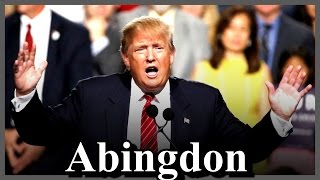 Abingdon (VA) United States  city pictures gallery : LIVE Stream: Donald Trump Delivers Remarks in Abingdon, Virginia Coal Miners FULL SPEECH HD 8/10/16