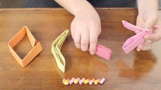 How to Make Starburst Bracelets - YouTube