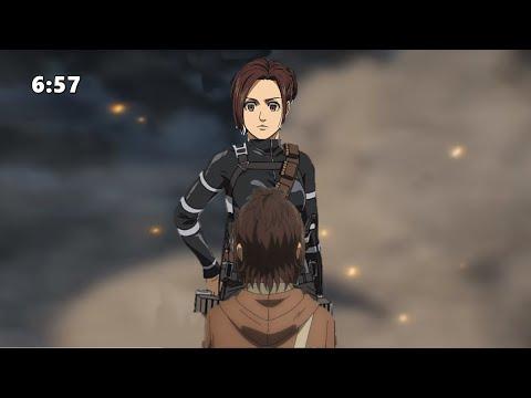 "Shingeki no Kyojin Temporada 4 Capitulo 8 (Adelanto Completo): ""La Bala Asesina"" La Muerte de..."