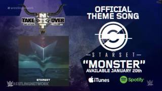 """Nonton 2017: WWE NXT Takeover: San Antonio Official Theme Song - """"Monster"""" January 28th. Film Subtitle Indonesia Streaming Movie Download"""