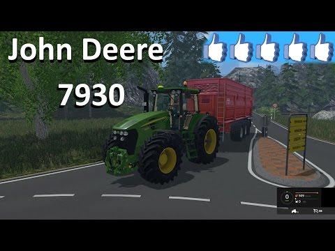 John Deere 7930 v4.0