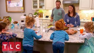 Family Meeting on Discipline | OutDaughtered