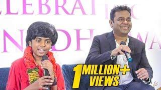 Nonton Lydian Nadhaswaram SHOCKS A R Rahman on Stage | The World's Best Film Subtitle Indonesia Streaming Movie Download
