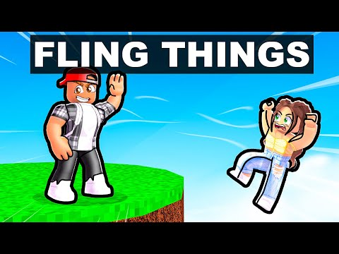ROBLOX FLING THINGS AND PEOPLE...