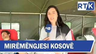 Mirëmëngjesit Kosovë - Drejtpërdrejt - Dita Botërore e dhurimit të gjakut 14.06.2019