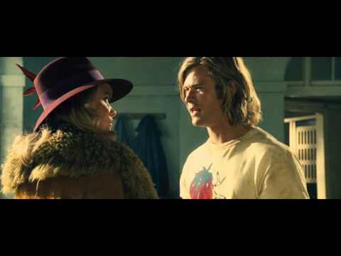 Rush (Clip 'James Hunt Meets Suzy')