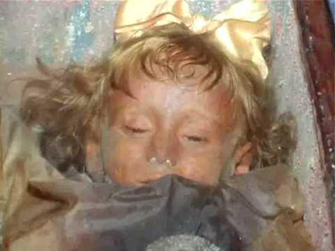 rosalia, svelato il mistero della bella addormentata di palermo