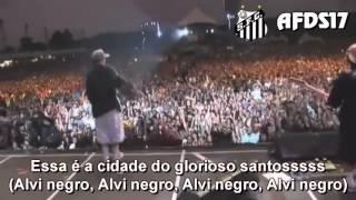 Charlie Brown Jr Homenagem Ao Santos Futebol Clube.