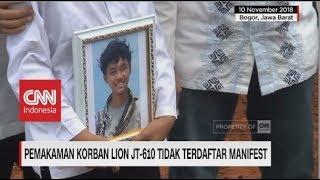 Video Pemakaman Korban Lion Air JT 610 tidak Terdaftar Manifest MP3, 3GP, MP4, WEBM, AVI, FLV November 2018