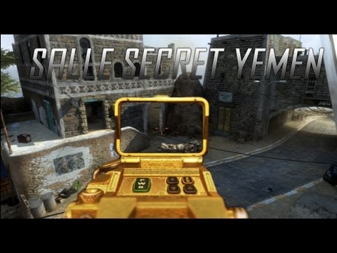 GLITCH | Salle secrète sur Yemen sur Black ops 2 !