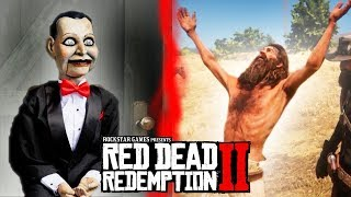 Video Secret Characters in Red Dead Redemption 2 MP3, 3GP, MP4, WEBM, AVI, FLV Agustus 2019