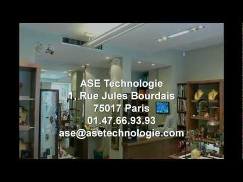 Video Youtube - ASE Technologie à votre service depuis 1983 ! HD