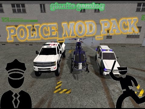Police mod pack final