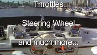 The Boaters Guide To Twin Screw Boat Handling N8995DVD