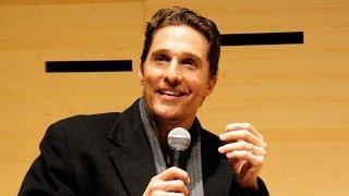 Video Matthew McConaughey Talks True Detective MP3, 3GP, MP4, WEBM, AVI, FLV November 2018