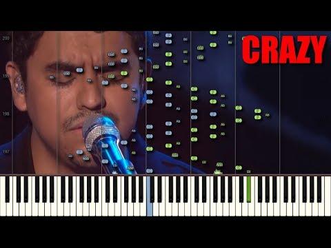Alejandro Aranda - Blesser (Piano Tutorial) [Synthesia]