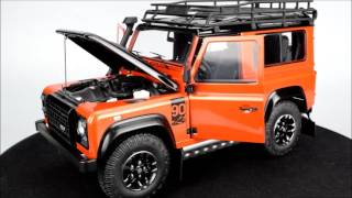 Kyosho Land Rover Defender 90 Adventure