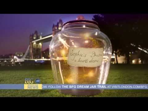 The BFG (Viral Video 'Breaking News! Dream Jar Sighting')