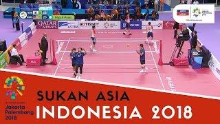 Video Sukan Asia 2018: Sorotan Sepak Takraw | Malaysia vs Korea Selatan | Match 3 | Astro Arena MP3, 3GP, MP4, WEBM, AVI, FLV Agustus 2018