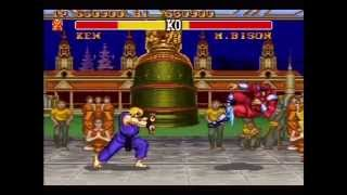 Nonton Street Fighter Ii Turbo  Actual Snes Capture    Ken Playthrough On Max Difficulty Film Subtitle Indonesia Streaming Movie Download