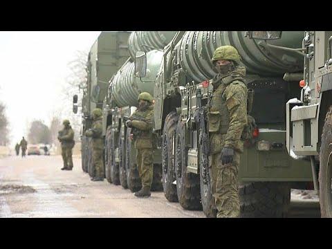 S-400 ανέπτυξε η Μόσχα στην Κριμαία, παρέμβαση του ΝΑΤΟ ζητεί το Κίεβο…