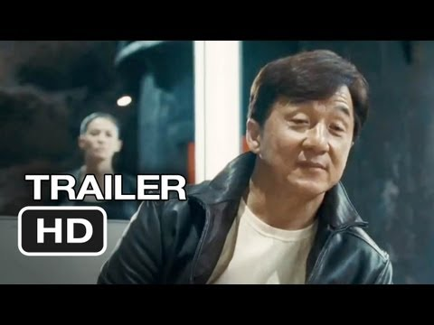 Chinese Zodiac TRAILER (2012) - Jackie Chan Movie HD Video