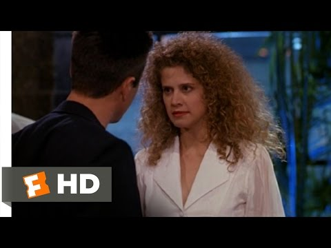 Internal Affairs (7/8) Movie CLIP - Who Did You Have Lunch With? (1990) HD