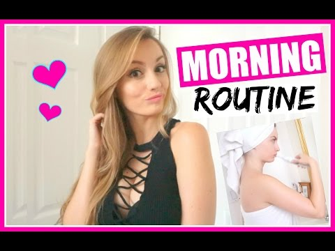 ¡UNA MAÑANA CONMIGO! ♥ | My Morning Routine | Katie Angel