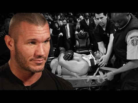 Video Randy Orton comments on how it felt to attack Seth Rollins on Raw: March 11, 2015 download in MP3, 3GP, MP4, WEBM, AVI, FLV January 2017