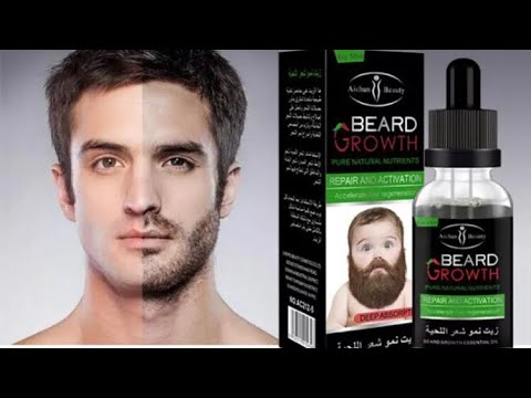 Beard Oil From TONGA ... And Not Only For Your Beard!