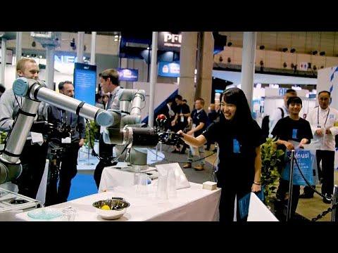 Ιαπωνία: Το μέλλον «έρχεται» στην έκθεση CEATEC