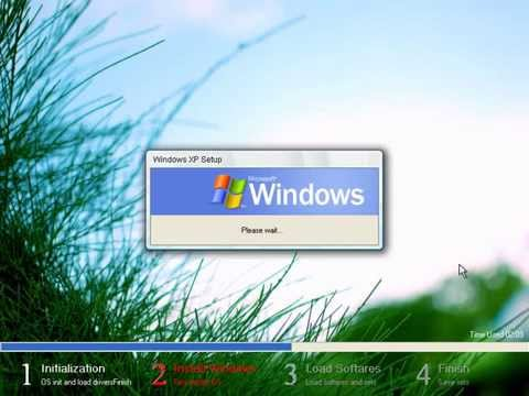 how to properly sysprep windows xp