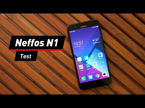 TP Link Neffos N1: Neues Smartphone im Test