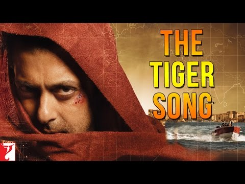 The Tiger Song - Salman Khan  and  Katrina Kaif - Ek Tha Tiger The Tiger Song - Salman Khan  and  Katrina Kaif - Ek Tha Tiger
