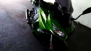 6. 2014 Kawasaki Ninja 1000 Puig windscreen