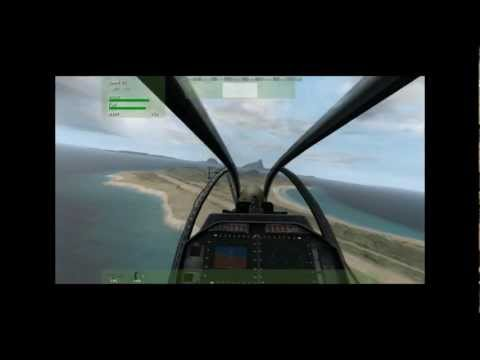 Grubbers - In this episode of Grubber's Game Box, I take a virtual tour of Sahrani, in ARMA: Armed Assault (ARMA: Gold Edition). I fly around the island in an AH-1 Cobr...