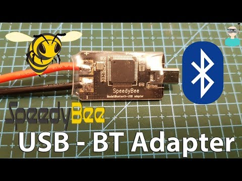 SpeedyBee Bluetooth-USB Adapter - Review & Giveaway