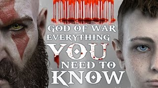 God Of War (NEW): 10 Things You NEED TO KNOW full download video download mp3 download music download