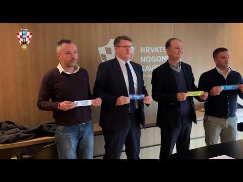 Izvučeni parovi polufinala Hrvatskog kupa 2018./2019