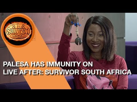 #LiveAfter Survivor South Africa: Philippines-Interview with Palesa, evicted from #SurvivorSA - DStv