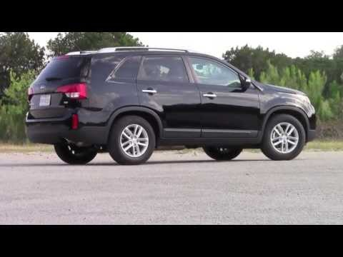 2014 KIA Sorento — Test Drive and Review