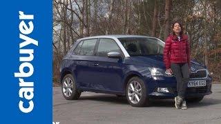 9. Skoda Fabia hatchback review - Carbuyer