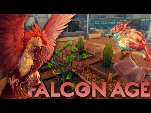 Growing a Resistance & Alien Fruits! 🔅 Falcon Age • #5